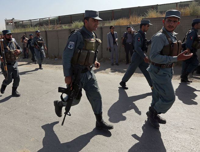 Foreign tourists among group attacked in Afghanistan