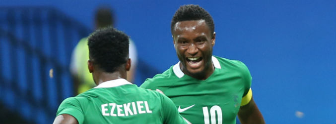 Nigeria's footballers win Olympic opener hours after arriving in Brazil