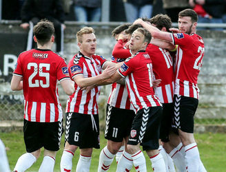 "Derry City to turn down ""disgraceful"" €5,000 grant from FAI"