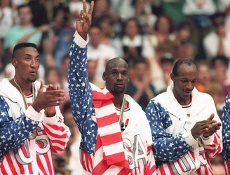 The 1992 Dream Team: Basketball's greatest legends lived up to the hype
