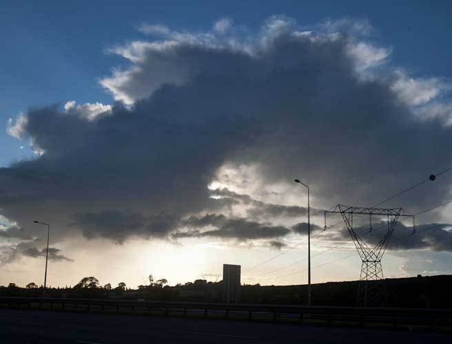 Thursday's weather: Cooler, with rain spreading across the country