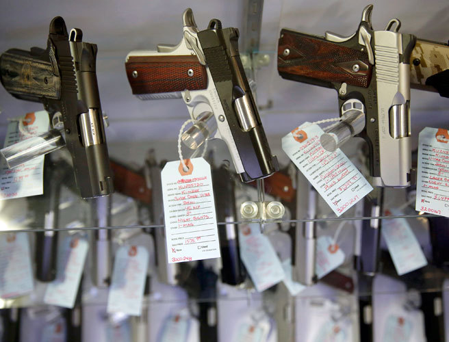 Western Europe the destination for gangs selling AK-47s