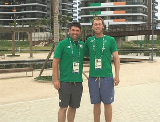 Padraig Harrington to become the first European golfer to tee-off at the Olympics