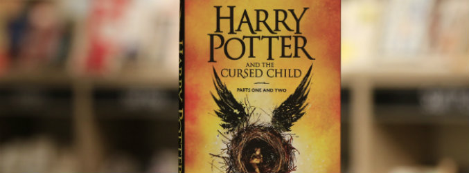 New 'Harry Potter' book tops French bestseller list - despite only being available in English