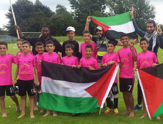 "Gaza kids' football trip to Ireland a ""real success"" despite issues with travel permits"