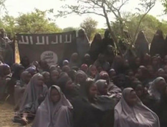 New Boko Haram video appears to show captured Nigerian schoolgirls