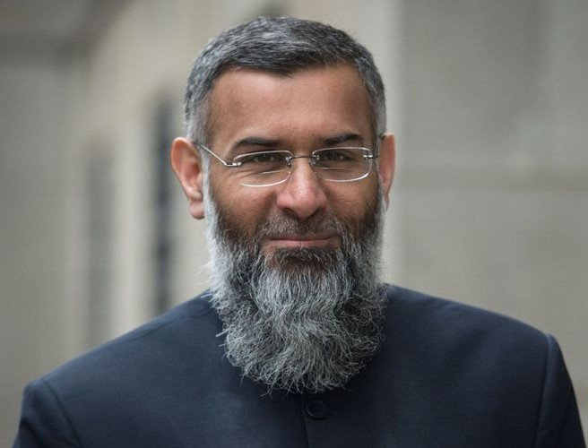 Hate preacher Anjem Choudary convicted of terror offences in UK