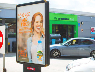Volvic drops 'Orange and Proud' campaign for the Irish market