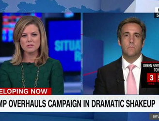 "WATCH: ""Says who?"" - Donald Trump lawyer responds to opinion polls"