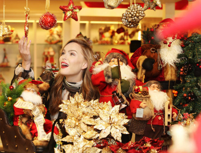 The Brown Thomas Christmas Market is open