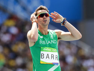 Thomas Barr barely misses out on Rio medal by agonising margin