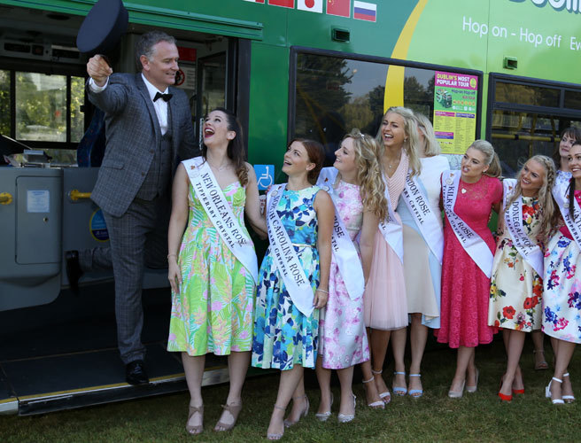 "Rose Of Tralee CEO calls transgender ban ""silly"""