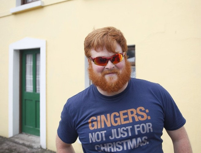 The best photos from this year's Irish Redhead Convention