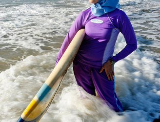 Burkini ban in France sees surge in orders for the swimsuit