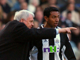Nobby Solano on leaving a musical message for Bobby Robson and meeting Sting at a Juve game