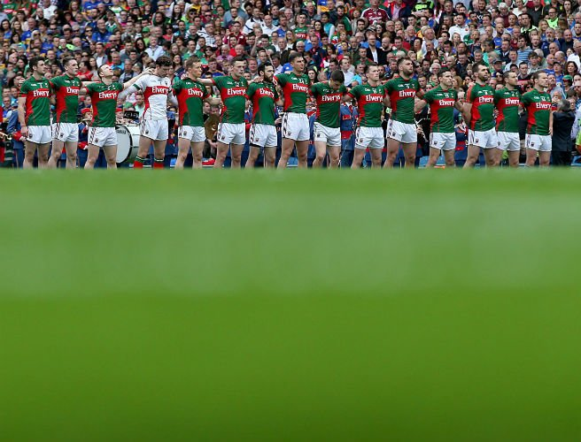 Billy Joe Padden on Mayo club postponements:  It's the best chance to prepare for the All-Ireland Final