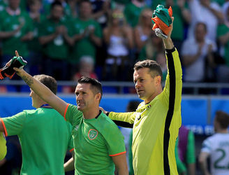 "Shay Given: ""Sometimes Irish fans, for whatever reason, didn't appreciate how good Robbie Keane was"""
