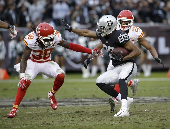 AFC West Preview: Are Amari Cooper and the Raiders ready to wrestle the crown from Denver?