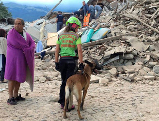 Fresh earthquake measuring 4.7 hits central Italian town of Amatrice