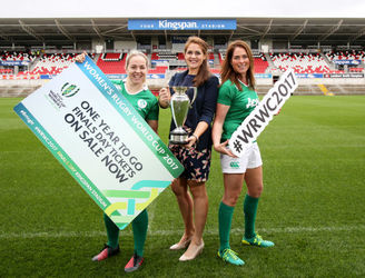 2017 Women's Rugby World Cup Final tickets go on sale