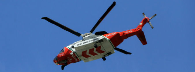 Search continuing for man missing off Donegal coast