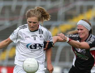 Extra-time goal helps Kildare into  All-Ireland Intermediate Ladies final