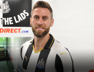Daryl Murphy completes move to Newcastle United