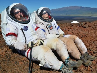 NASA's year-long simulation of life on Mars comes to an end