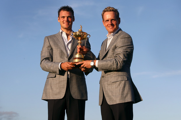 Victorious Pieters in late push to join Ryder Cup rookies
