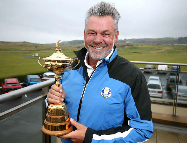 Who will be Darren Clarke's Ryder Cup wildcards?