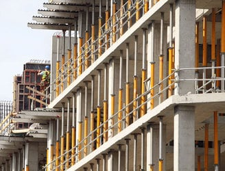 Is the construction industry on the up?