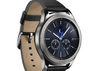 Samsung unveil Gear S3 wearable