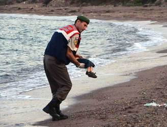 World marks a year since Alan Kurdi's death, amid calls for more action