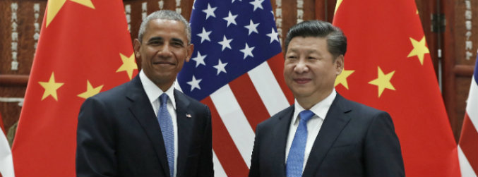 China and US ratify Paris Agreement on climate change