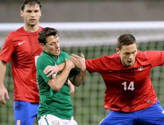 Serbia are a potential powerhouse of the future...but what can Ireland expect tonight?