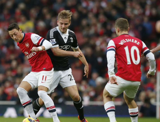 Howe: Wilshere can move us on to another level