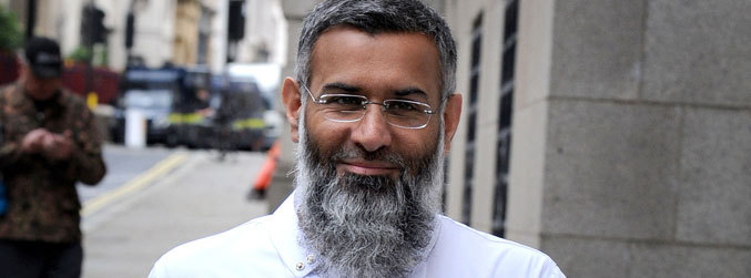 Radical British preacher Anjem Choudary is jailed for inviting IS support