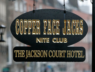 Dublin's Copper Face Jacks wants to hear about your romance