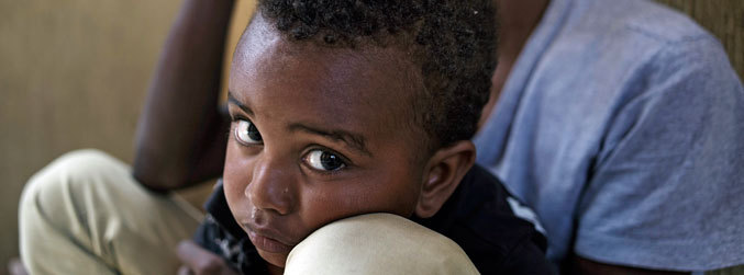 Nearly 50 million children displaced world-wide, UNICEF report claims