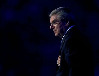IOC President to miss the Paralympics Opening Cermony for the first time in 32 years