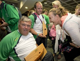 Ireland's flagbearer at the 2016 Paralympics opening ceremony is as experienced as they come