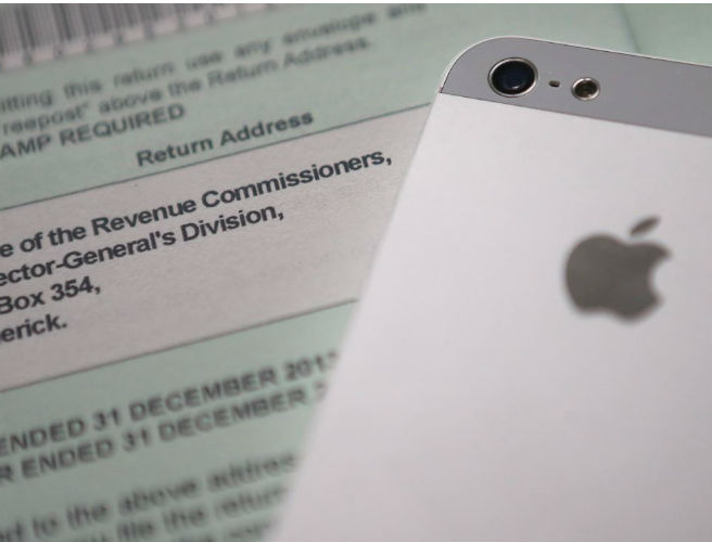 European Commission takes Ireland to court over Apple tax bill