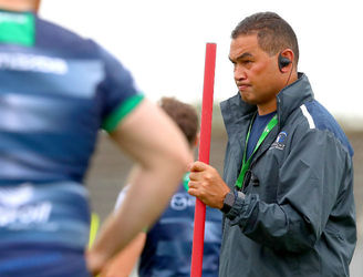 Connacht keep international trio in reserve for Zebre clash