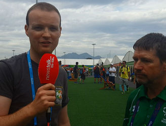 Oisin Langan's view from Rio: 'You learn to accept early on you can't do it all on your own'