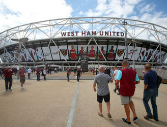 West Ham vows to ban fans after fights at the London Stadium