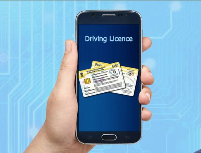 Could your smartphone replace your driving licence?