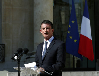 "French PM says authorities are foiling new terror plots ""every day"""