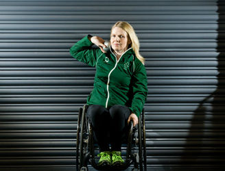 Deirdre Mongan on motherhood preparing for the Paralympic Games