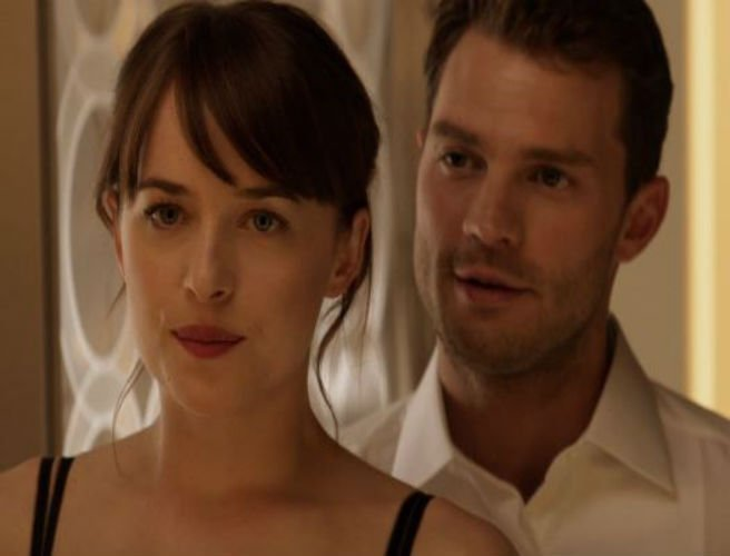 """Fifty Shades Darker"" trailer breaks record held by ""The Force Awakens"" for most views in 24 hours"