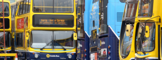 Dublin Bus strike: Here's how you can get to work tomorrow and Friday